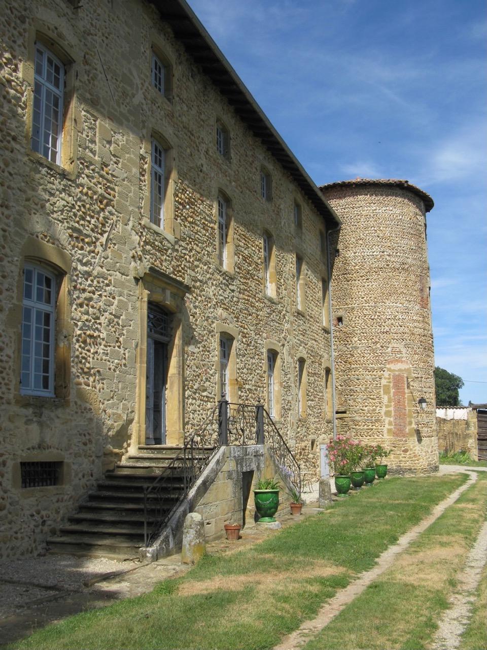 Château de Barbarin , Revel-Tourdan